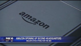 Phoenix Chamber of Commerce: Make us your new headquarter location, Amazon