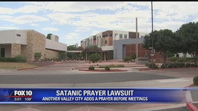 Surprise to add prayer segment to meetings