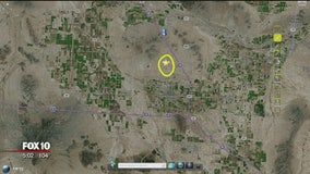 Skydiving instructor killed near Casa Grande