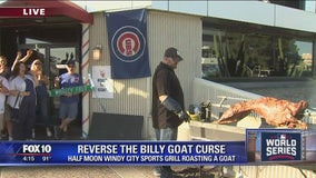 Reverse the Billy Goat Curse!