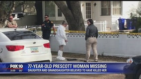 Prescott Police investigating woman's disappearance from 2017; 2 confessed to killing her