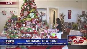 Cory's Corner: Christmas Idea House