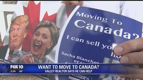 Want to move to Canada? Valley realtor says he can help