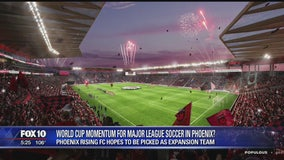 Could World Cup momentum turn into MLS franchise?