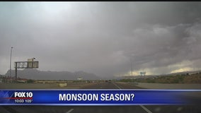 Valley has yet to see big monsoon storms this year