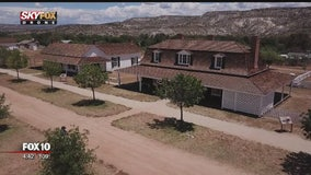 Drone Zone: Taking a look at Camp Verde
