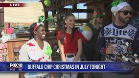 Cory's Corner: Buffalo Chip's Christmas in July