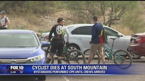 Mountain biker collapses, dies on South Mountain Park trail