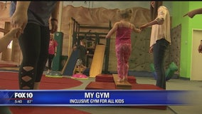 East valley doctors opening up all-inclusive children's gym