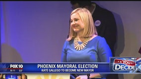 Kate Gallego wins runoff election to become mayor