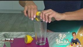 Life Hacks: Lemon Squeeze