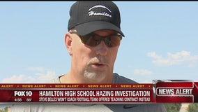 Steve Belles replaced as Hamilton High School football coach