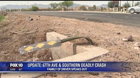 Family of driver speaks out following deadly crash