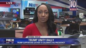Trump UNITE Rally