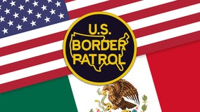Border Patrol arrests US citizen, 10 immigrants in Yuma