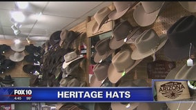 Made in Arizona: Company designs hats for any occasion