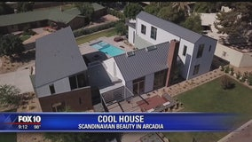 Cool House: Scandinavian beauty in Arcadia