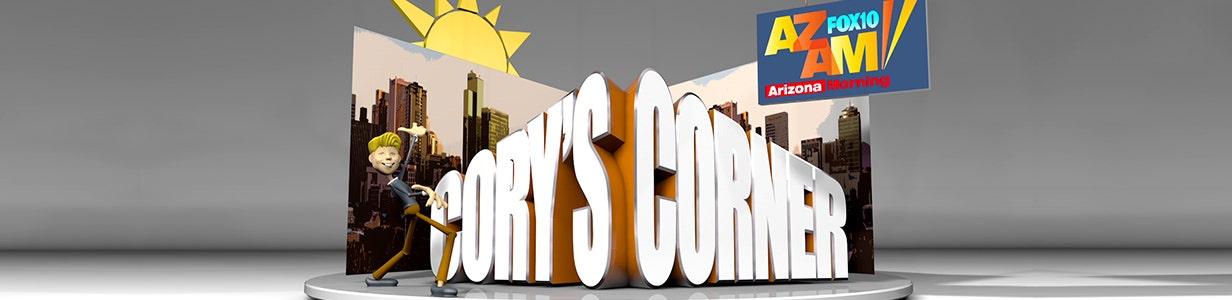 Cory's Corner