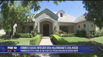 Cool House: Former D-backs infielder Shea Hillenbrand's Queen Creek home