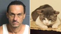 New Mexico man accused of battering girlfriend, feeding cat meth