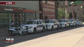 Phoenix Police, Fire crews take part in active shooter training in Downtown Phoenix
