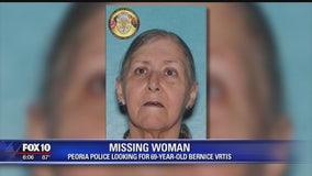 Police: Bernice Vrtis found safe