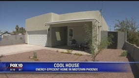 Cool House: Energy efficient home in midtown Phoenix