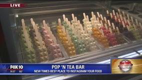Cory's Corner: Pop 'N Tea Bar