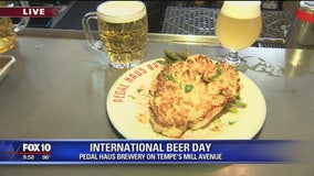 International Beer Day at Pedal Haus Brewery