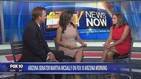 Arizona  Sen. McSally takes action in the wake of two mass shootings