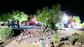 Group of 44 hikers rescued at Lost Dutchman State Park, firefighters say