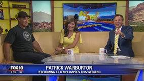Patrick Warburton to perform at Tempe Improv