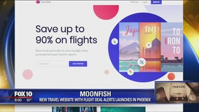 Moonfish travel website with flight deal alerts launches in Phoenix
