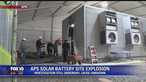 4 months later, investigators still looking for cause in APS battery facility explosion