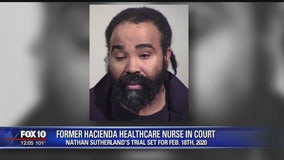 Former Hacienda Healthcare nurse's trial set for 2020