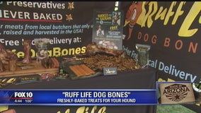 Made In Arizona: Local business offers freshly baked treats for dogs