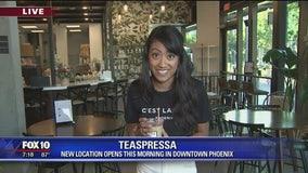 Teaspressa opens new location in downtown Phoenix