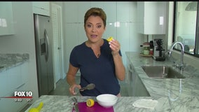 Life Hacks: Using a lemon to clean your microwave