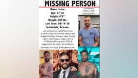 Authorities find Marine's car after more than 5 months of him missing