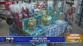 Thrifty Thursday: Five Below