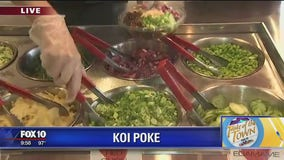 Taste of the Town: Koi Poke