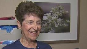 85-year-old nurse celebrates 63 years of nursing
