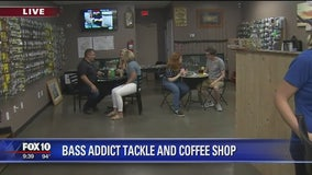 Bass Addict Tackle and Coffee Shop