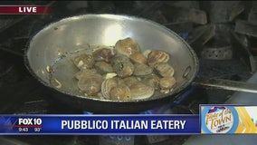 Taste of the Town: Pubblico Italian Eatery
