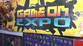 Olmost The Weekend: Retro gamers can have fun at the Game-On Expo