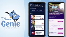 'Disney Genie' app announced, provides park guests with custom itineraries