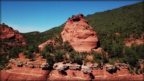 Merry Go Round Rock is becoming one of the most popular tourism sites in Sedona