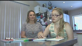 Valley mother find success using medical marijuana to help daughter's seizures