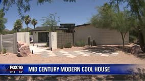 Cool House: Mid-century modern in Phoenix