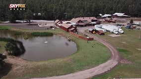 Drone Zone: Taking a look at Mormon Lake Lodge